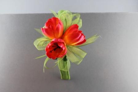 Cerchietto con 3 tulipani BSS834 Passapò