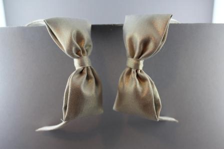 Cerchietto con fiocco cm 13 in tessuto laminato BSW890 Passapò